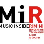 Display led al Music inside Rimini tsa tecnology